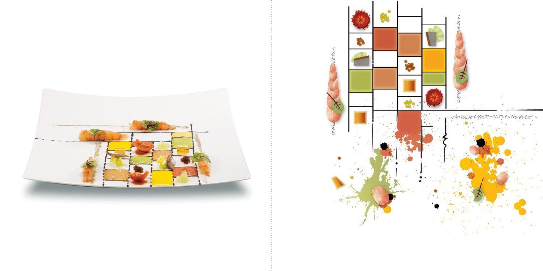 Sublime food design piatti Giuseppe Postorino