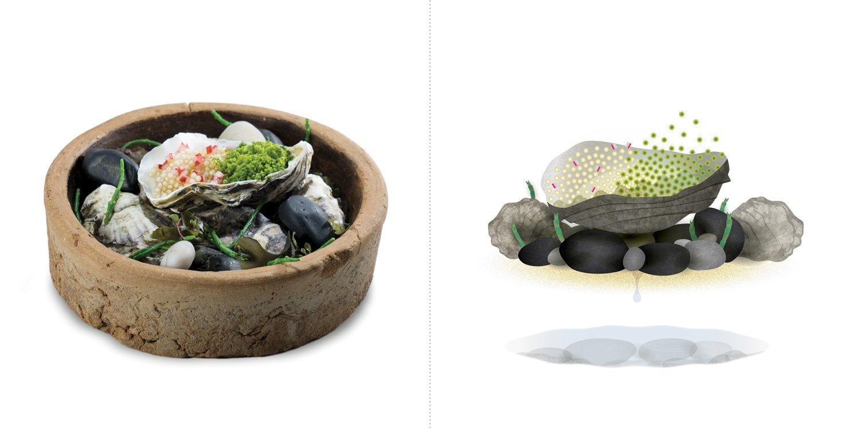 Sublime food design piatti Marco Ambrosino