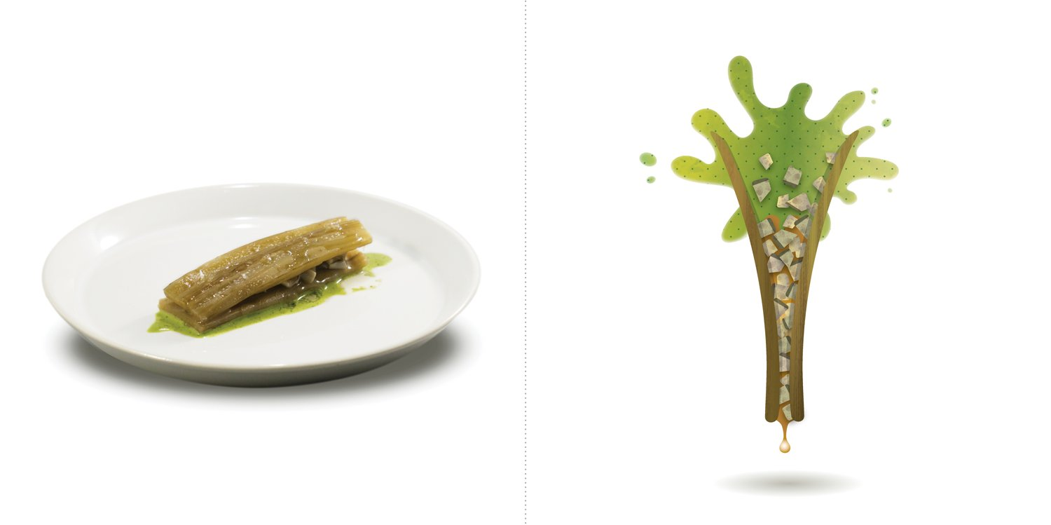Sublime food design piatti Matteo Monti