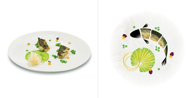 Sublime food design piatti Michele Biassoni
