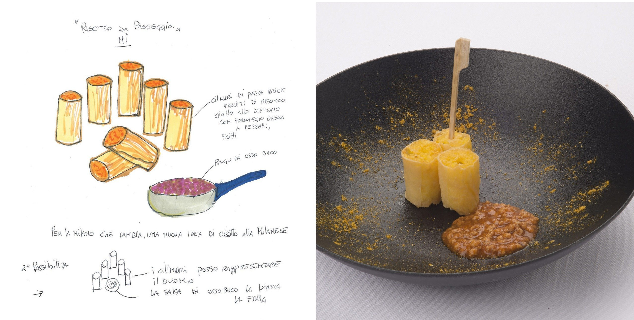sublime food design disegnisadler