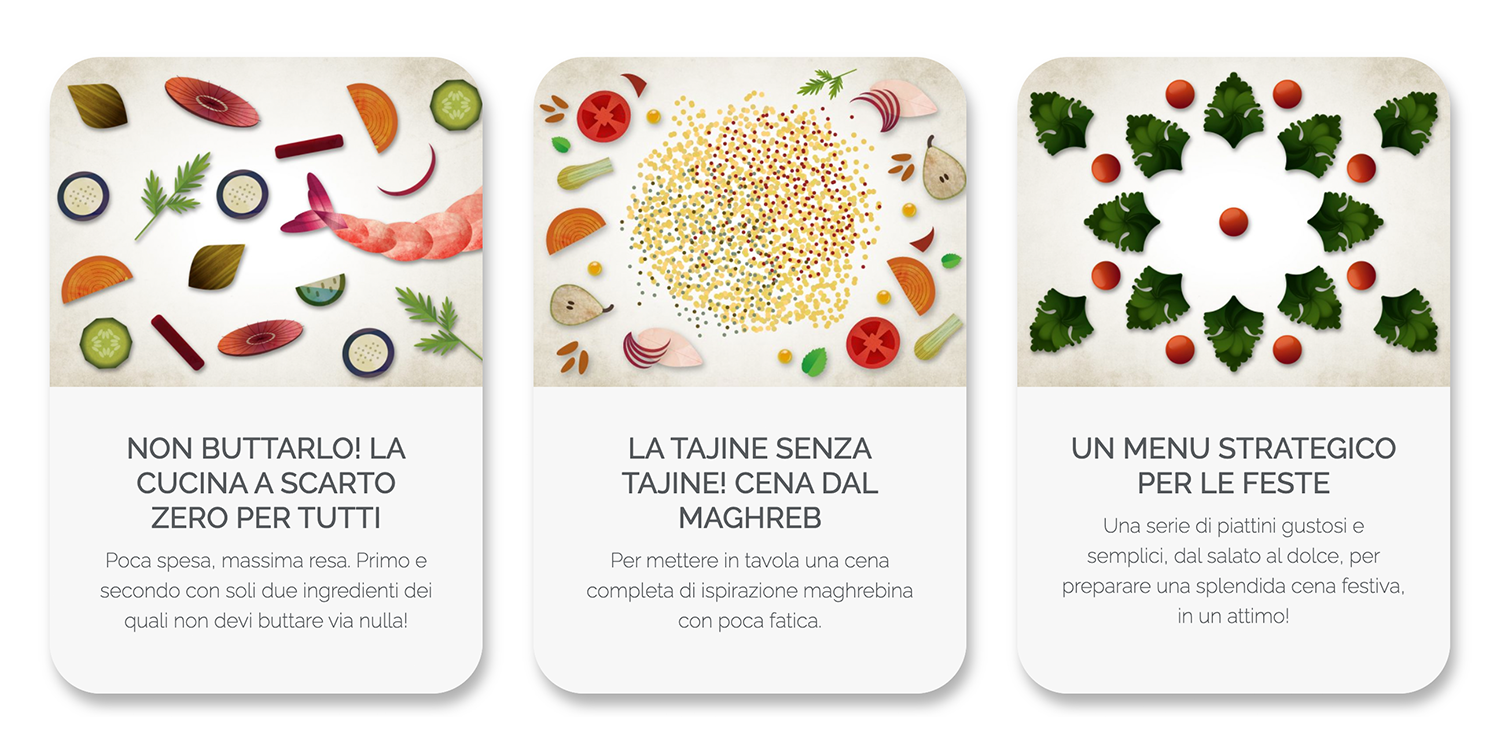 Sublime food design presentazione lab 2